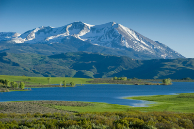 Mount Sopris Carbondale Colorado